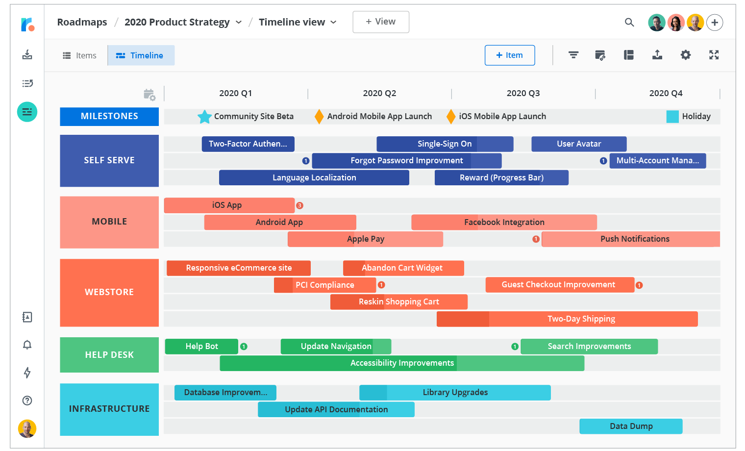 The 30 guide to product roadmaps