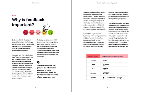 Chapter two: why is feedback important