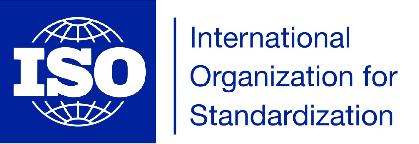 ISO certification badge