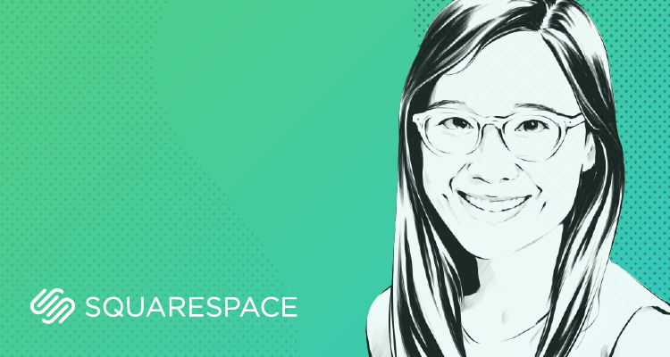 Inga Chen from Squarespace
