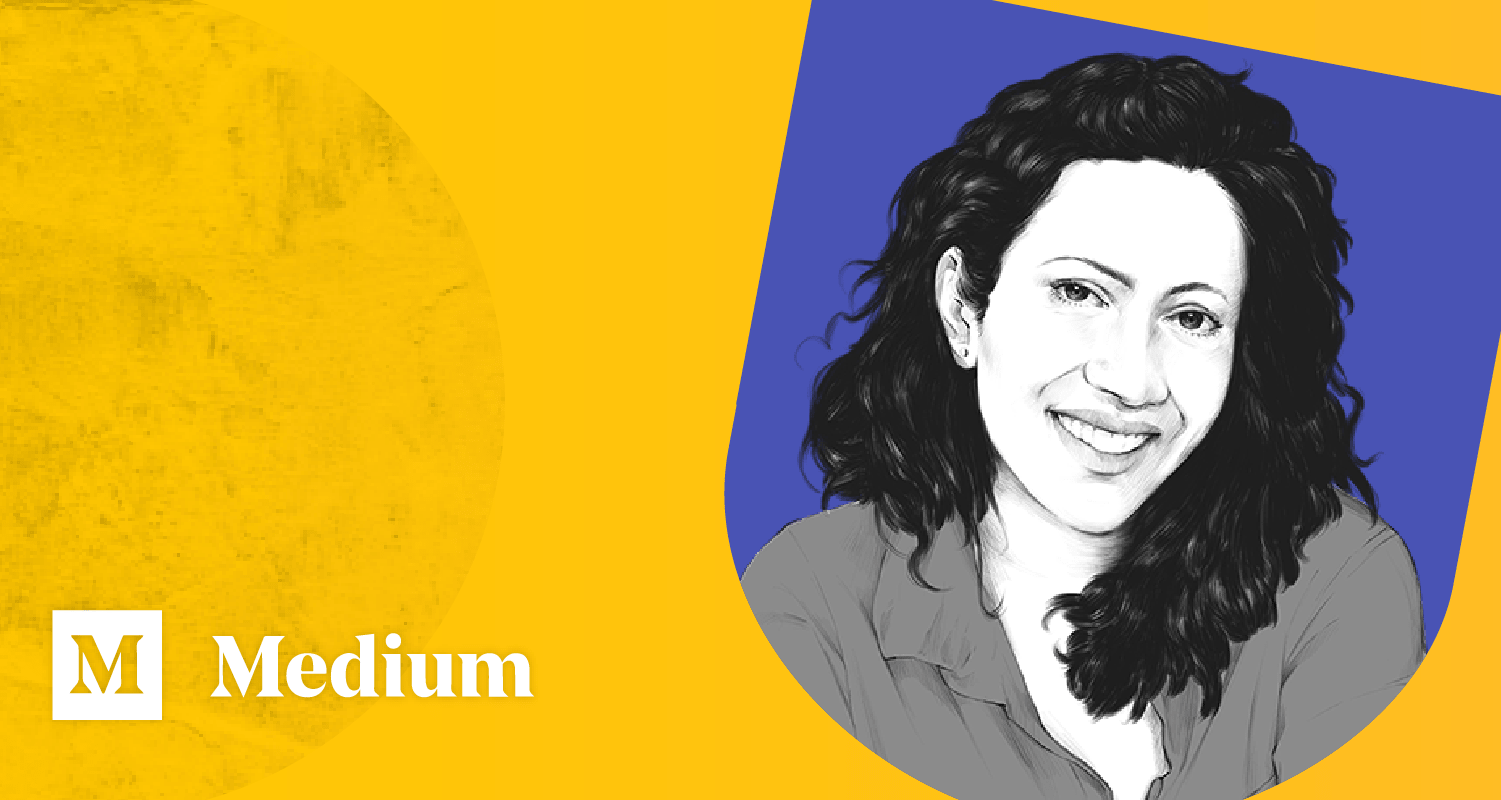 Priya Wellington from Medium