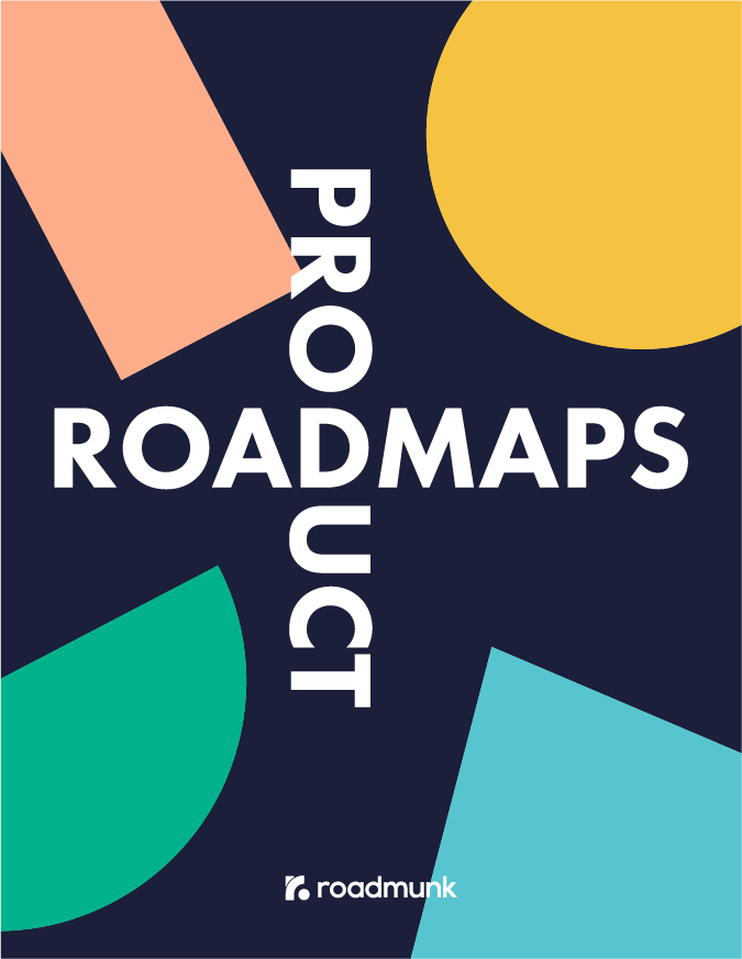 Product Roadmap ebook cover